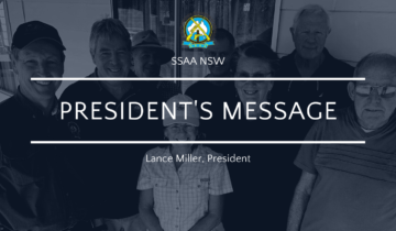 President's Message: April 2020