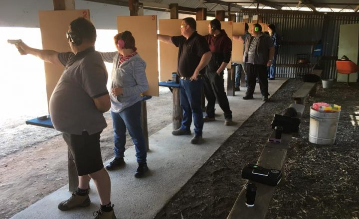 coona pistol club