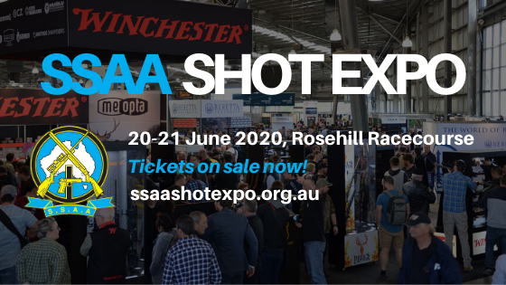 SSAA Shot Expo