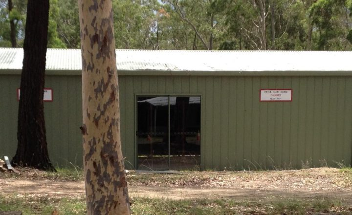 Wingham Pistol Club
