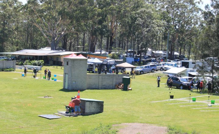 coffs harbour clay target club