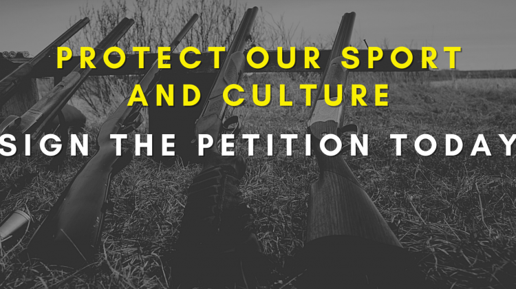 STRONGER TOGETHER: SIGN THE PETITION! PROTECT OUR SPORT AND CULTURE!