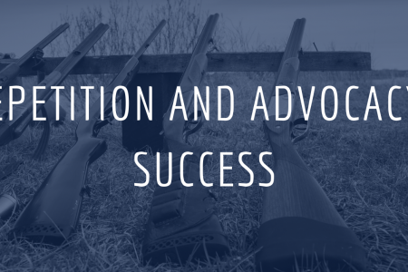 Advocacy Success