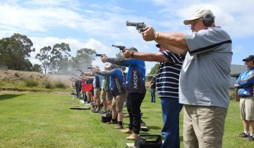 Branch Spotlight: Glen Innes – Service Pistol State Titles