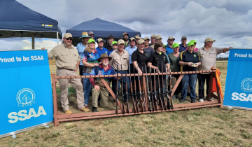 Branch Spotlight: Coonabarabran – Lever Action Rifle State Titles