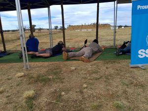 Coonabarabran Lever Action Rifle State Titles